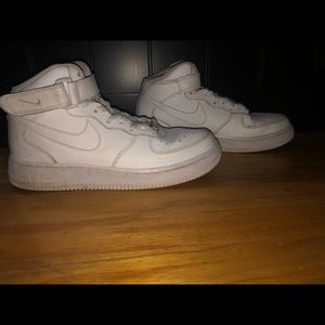 Nike Air Force 1 high tops